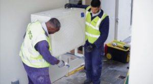 air conditioning installation london near me by fgas air conditioning installers