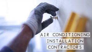 Air Conditioning Installation Gallery Contractors