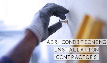 Air Conditioning Installation Contractors