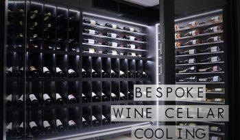 Bespoke Wine Cellar Storing