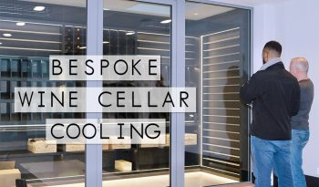 Bespoke Wine Cellar Climate Control