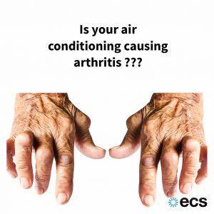 Is Using Air Conditioning Causing Arthritis?